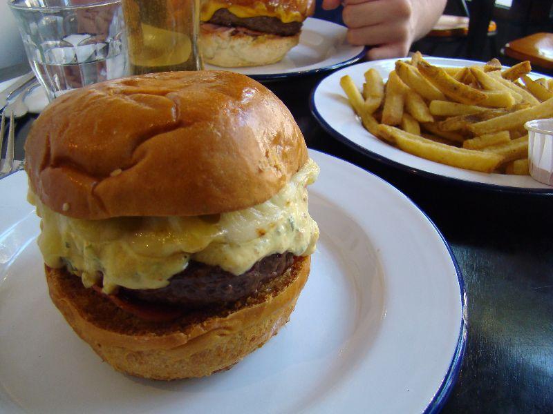 Burger El Conquistador OBU Burgers - DR Melle Bon Plan