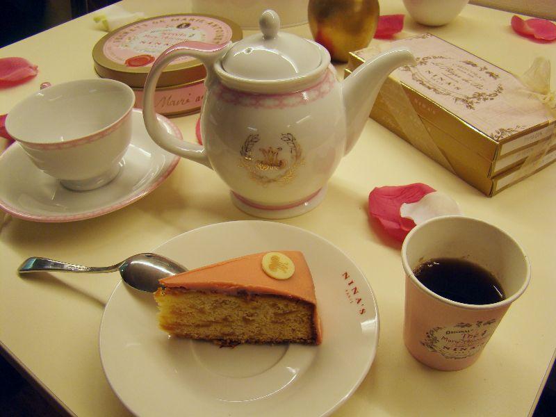 Salon de thé Nina's Paris - DR Melle Bon Plan 2015