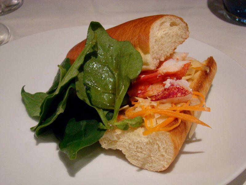 Hôtel de Sers menu de Thanksgiving - DR Melle Bon Plan 2015
