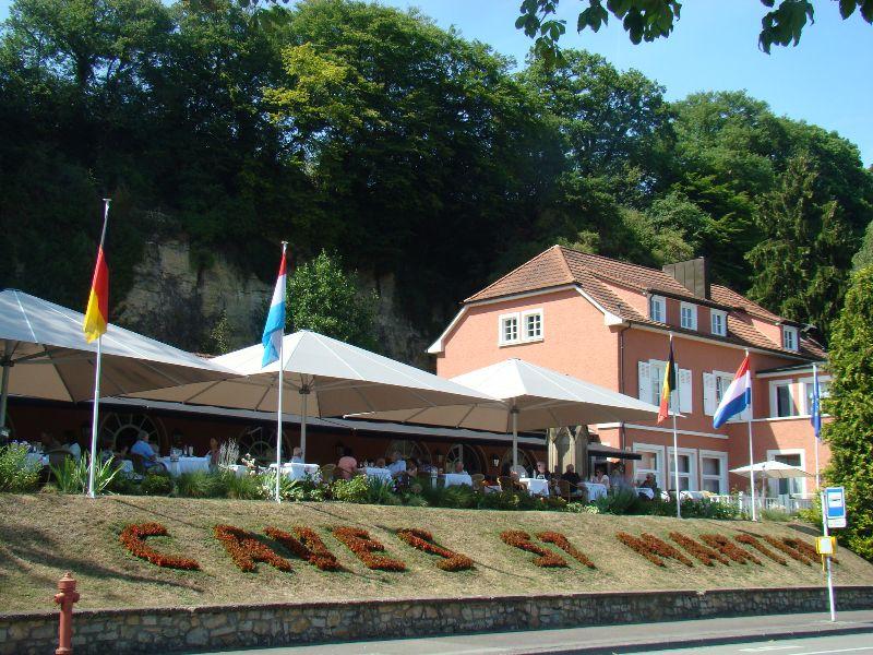 Caves Saint Martin route des vins Moselle Luxembourg - DR Melle Bon Plan