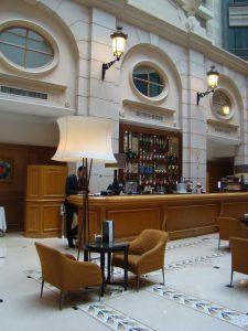 Hotel Marriott Champs Elysees - DR Melle Bon Plan