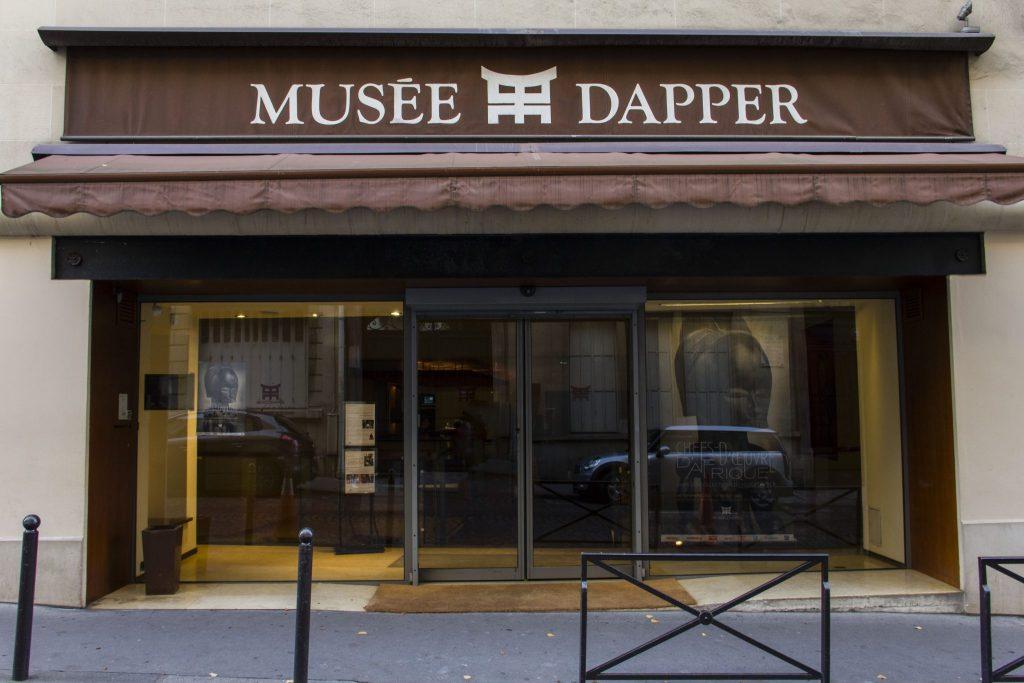 restaurant Café Dapper Musée Dapper - DR Nicolas Diolez