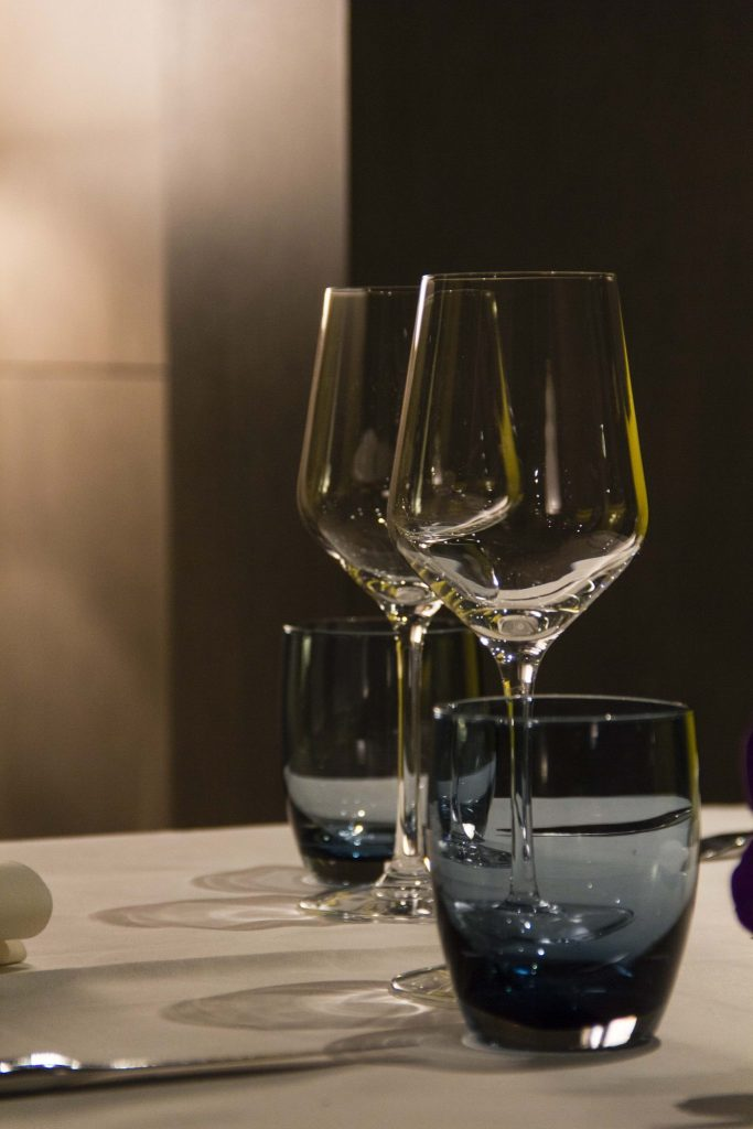 Hôtel de Sers menu de Thanksgiving - DR Nicolas Diolez 2015