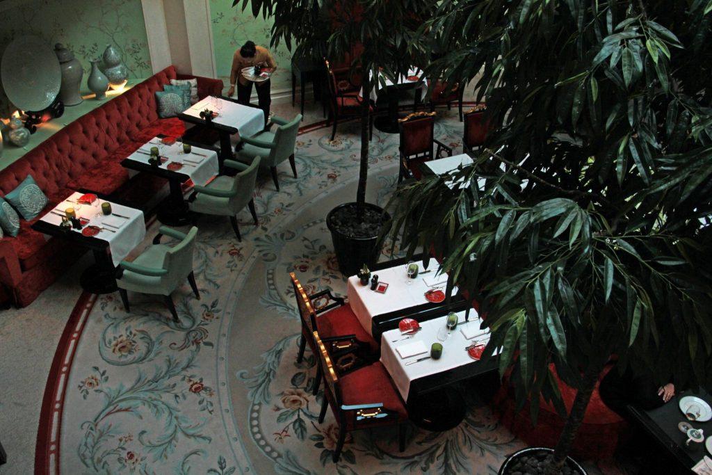 afternoon tea vegan Shangri-La - DR Nicolas Diolez