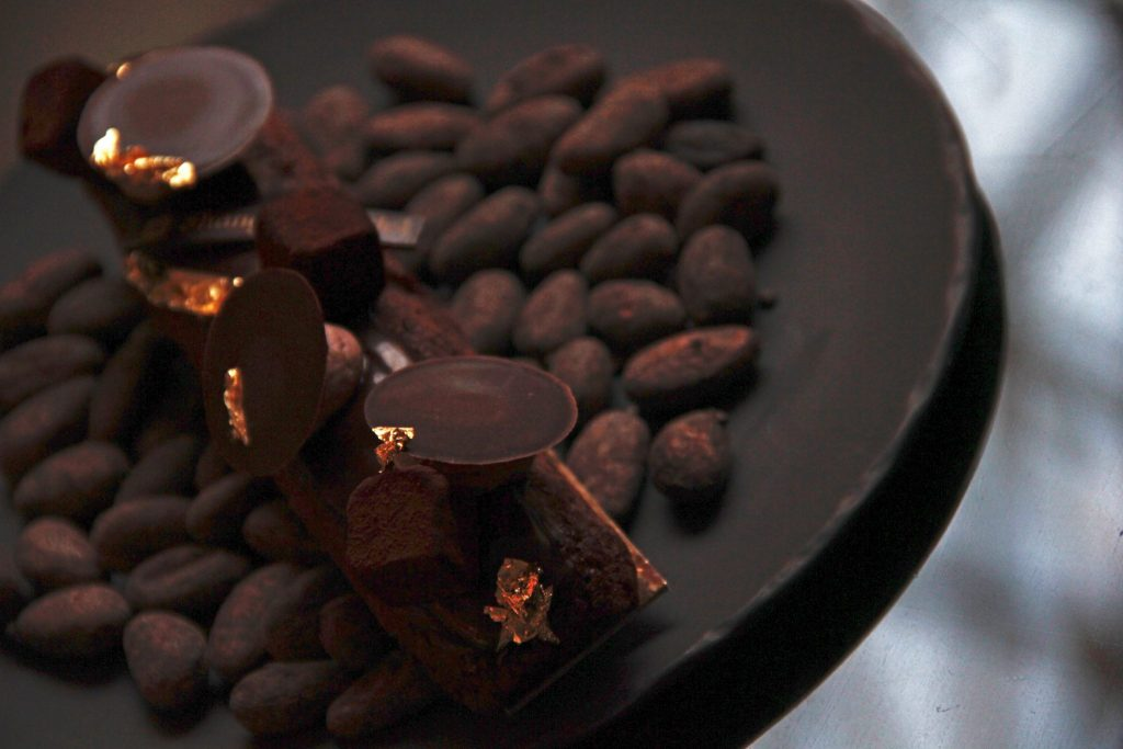 Eclair chocolat grand cru Shangri-La - DR Nicolas Diolez