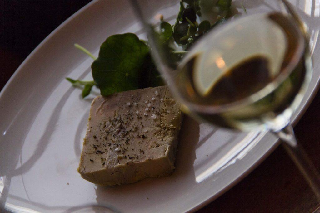 Foie gras Restaurant Le Vaisseau Vert Paris - DR Nicolas Diolez 2015
