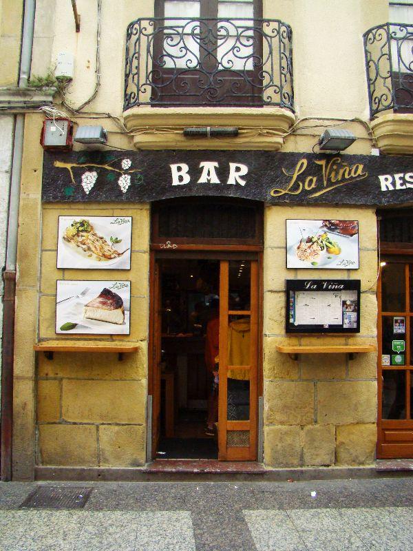 Tarta de Queso La Vina San Sebastian - DR Melle Bon Plan 2015