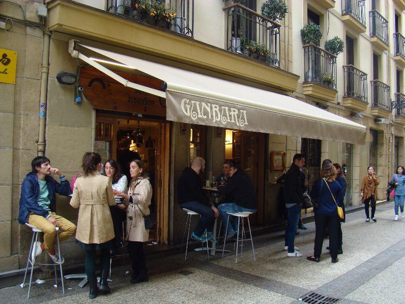 Ganbara San Sebastian - DR Melle Bon Plan 2015