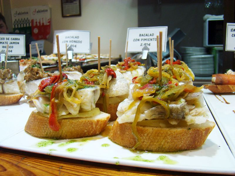 Restaurant bar Egosari San Sebastian - DR Melle Bon Plan 2015