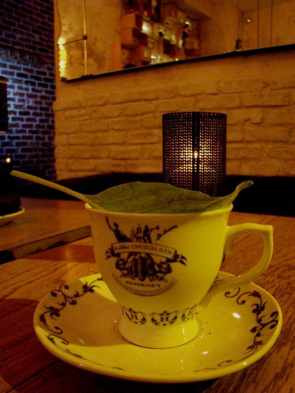 Rosemary Power Bar Cocktails Badaboum - DR Melle Bon Plan 2015
