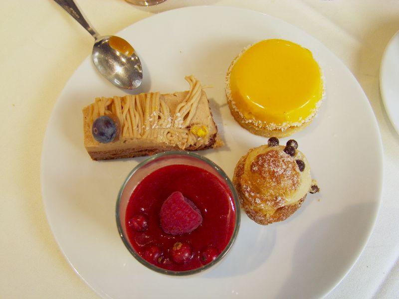 brunch au Relais du Parc de l'hôtel Renaissance Trocadéro - DR Melle Bon Plan 2015