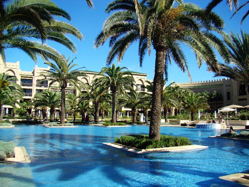 piscine Mazagan Resort Maroc - DR Melle Bon Plan 2015