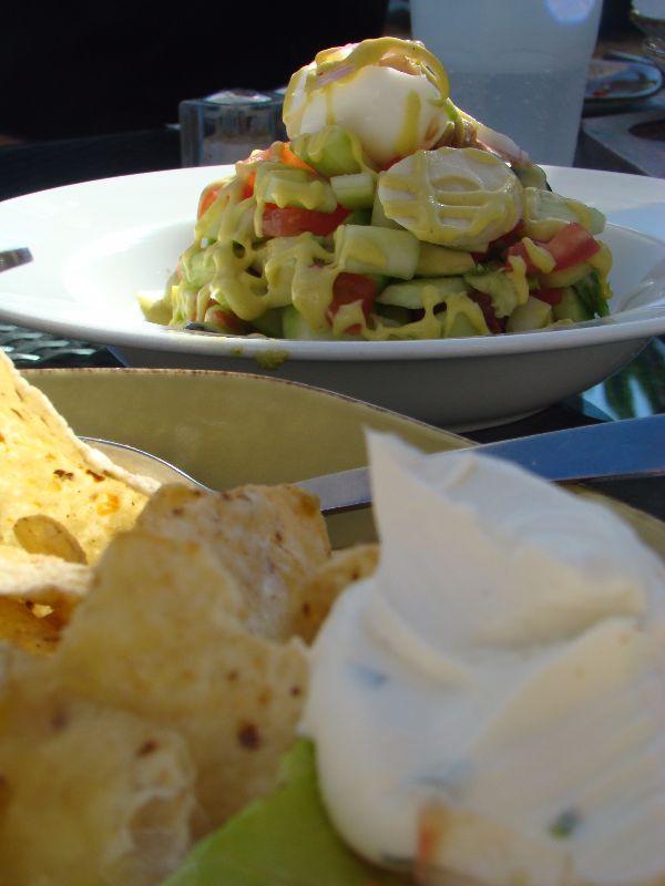 restaurant L'Oasis Mazagan Resort Maroc - DR Melle Bon Plan 2015