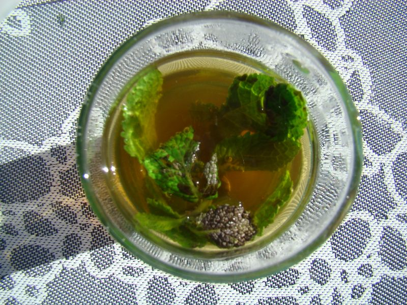 thé à la menthe Mazagan Resort Maroc - DR Melle Bon Plan 2015