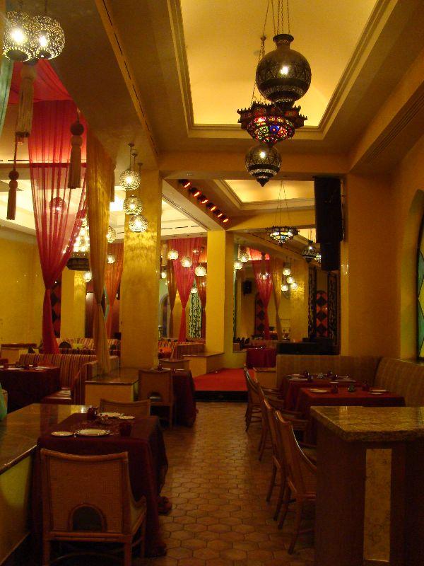 restaurant Le Morjana Mazagan Resort Maroc - DR Melle Bon Plan 2015