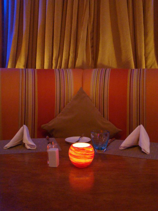 restaurant Sel de Mer Mazagan Resort Maroc - DR Melle Bon Plan 2015