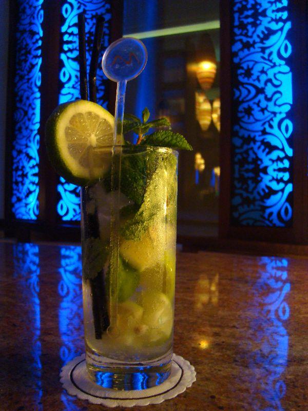 cocktail restaurant Sel de Mer Mazagan Resort Maroc - DR Melle Bon Plan 2015