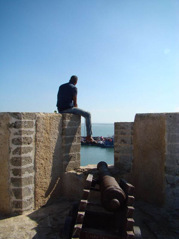 Cité portugaise El Jadida Maroc - DR Melle Bon Plan 2015