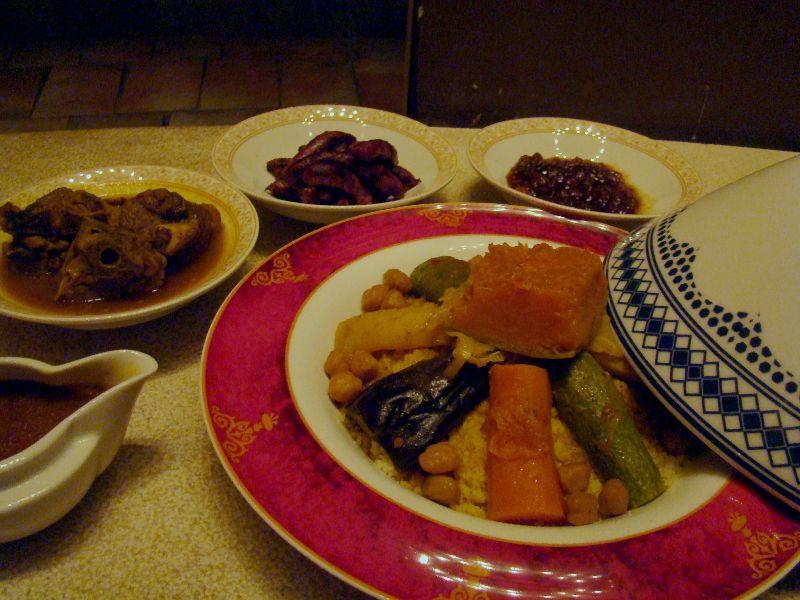 couscous restaurant Le Morjana Mazagan Resort Maroc - DR Melle Bon Plan 2015