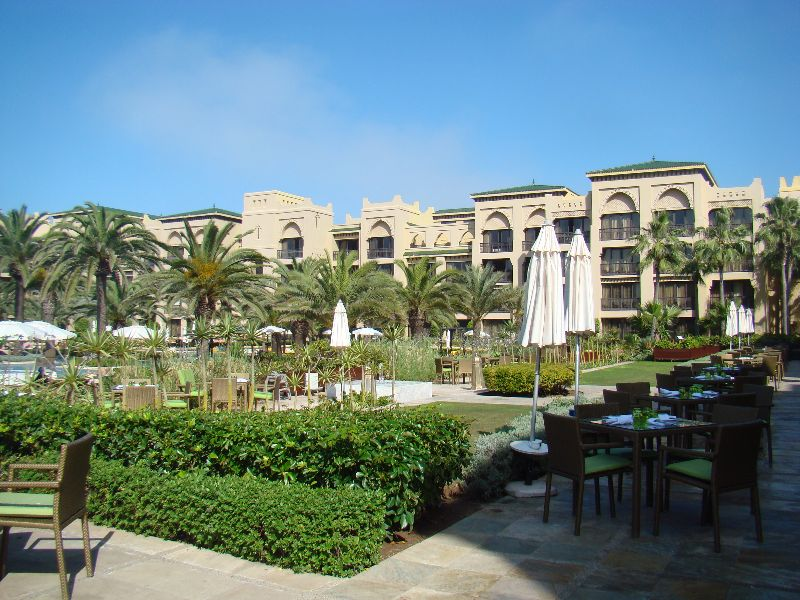 restaurant L'Olives Mazagan Resort Maroc - DR Melle Bon Plan 2015