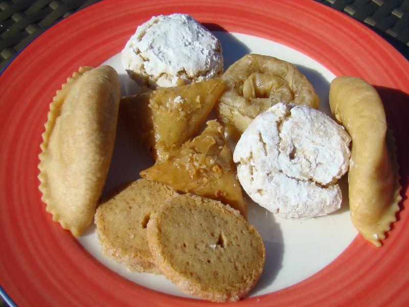 gâteaux orientaux Mazagan Resort Maroc - DR Melle Bon Plan 2015