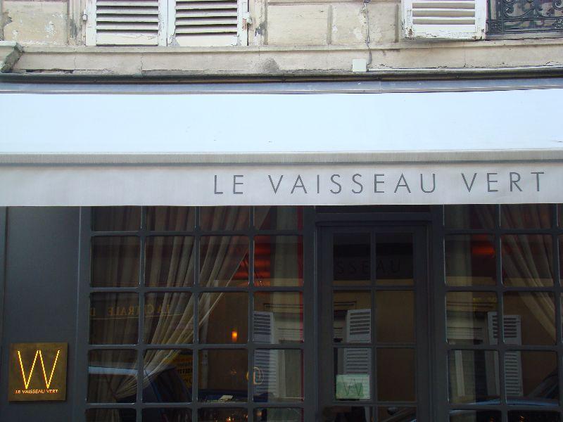 Restaurant Le Vaisseau Vert Paris - DR Melle Bon Plan 2015
