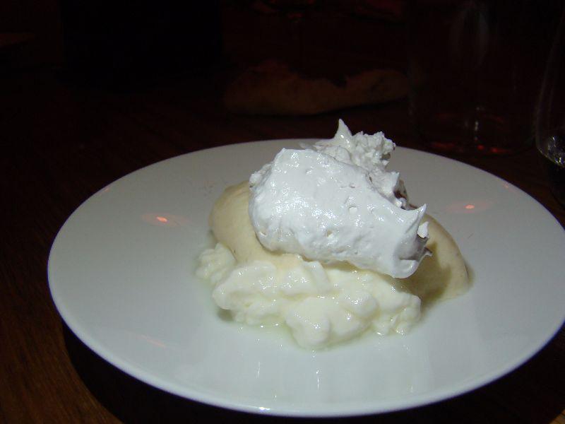 Tout blanc Restaurant Claude Colliot - DR Melle Bon Plan 2015