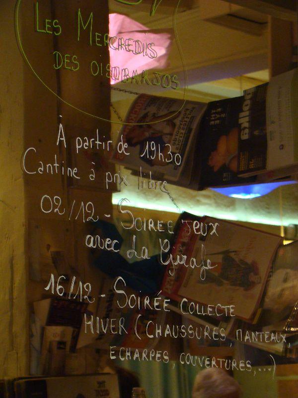 Aux oiseaux de passage Troyes - DR Melle Bon Plan 2015