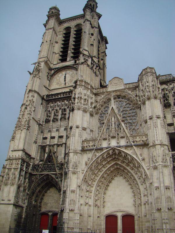 cathédrale Troyes - DR Melle Bon Plan 2015
