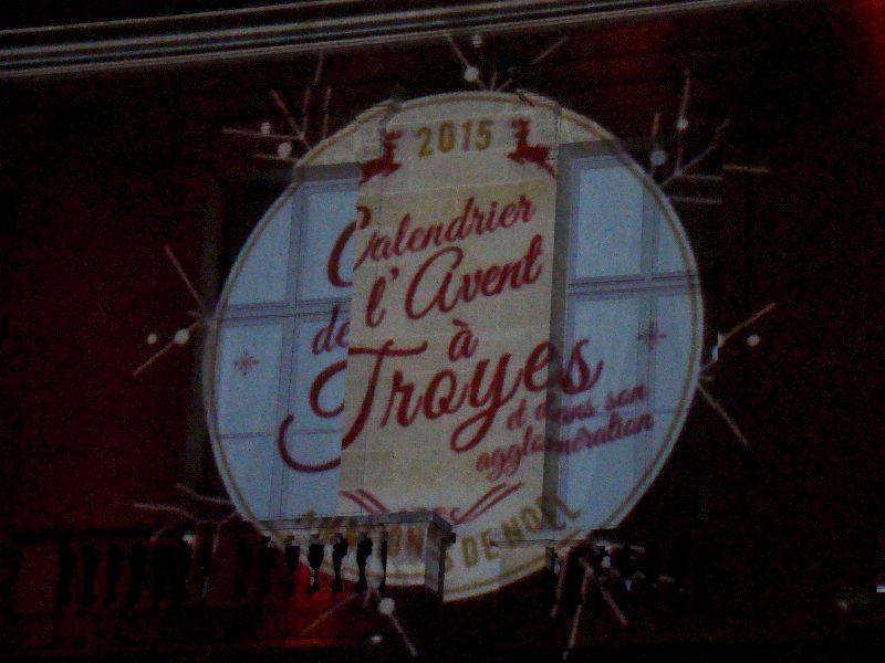 calendrier de l'avent Troyes - DR Melle Bon Plan 2015