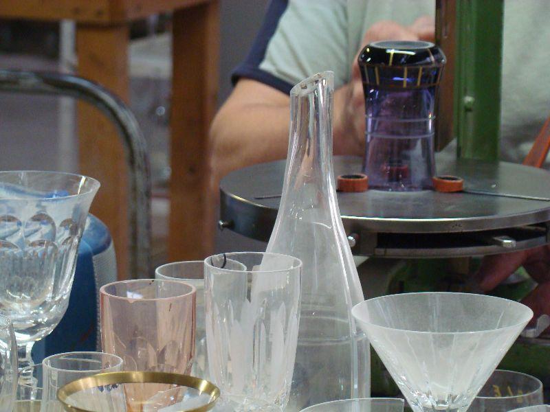 Cristallerie royale de Champagne Aube - DR Melle Bon Plan 2015