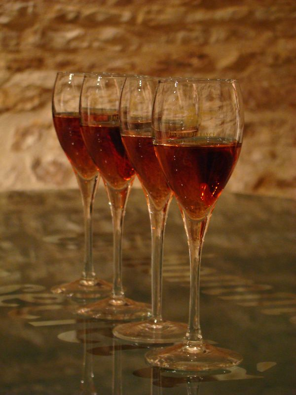 Rosé des Riceys Aube - DR Melle Bon Plan 2015