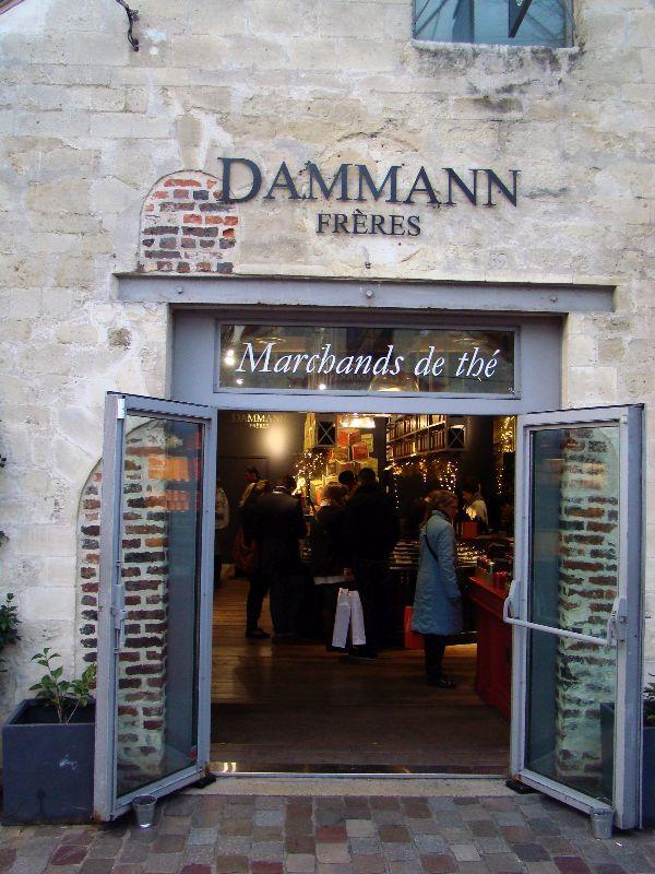 Dammann Frères Bercy Village noël 2015 - DR Melle Bon Plan