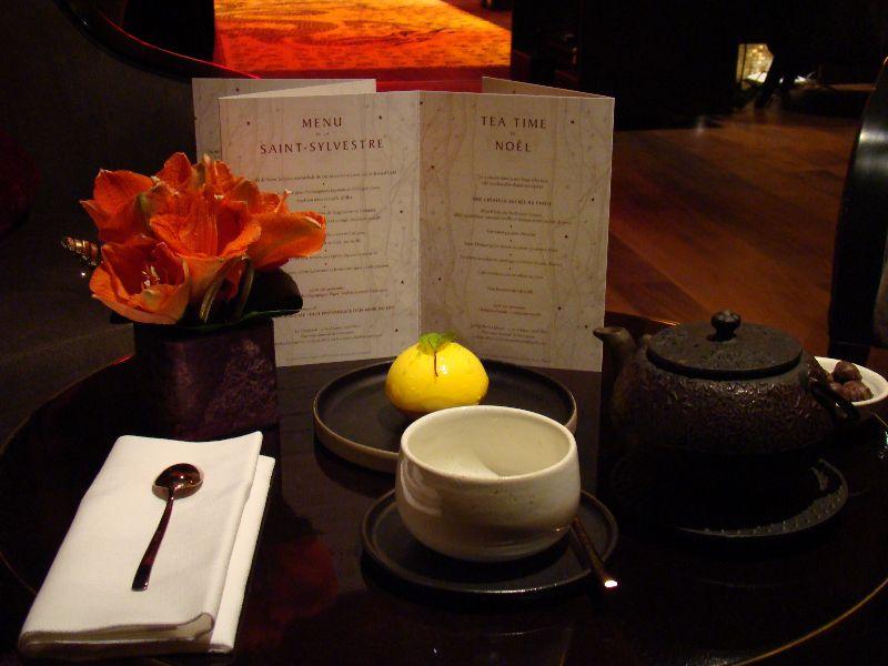 tea time noël Buddha-Bar Hôtel - DR Melle Bon Plan 2015