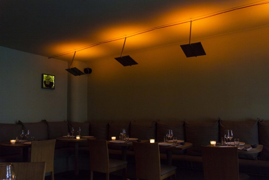Restaurant Le Vaisseau Vert Paris - DR Nicolas Diolez 2015
