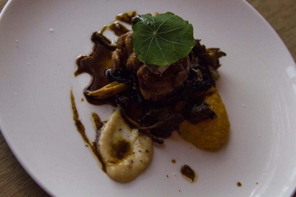 Ris de veau Restaurant Le Vaisseau Vert Paris - DR Nicolas Diolez 2015