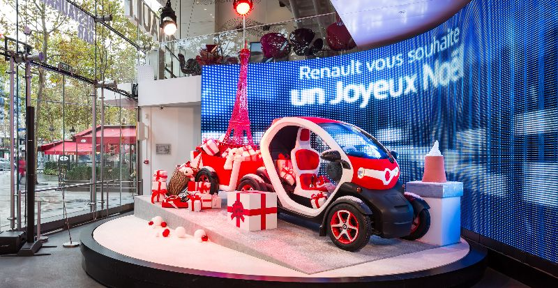 Atelier Renault noël 2015
