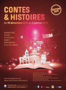 Contes et Histoires CMN 2015