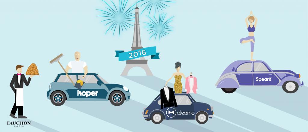 Opération Super Uber 2016