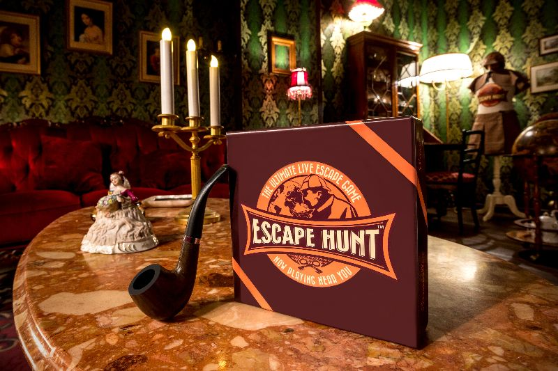 Escape Hunt ®Laurent de Broca