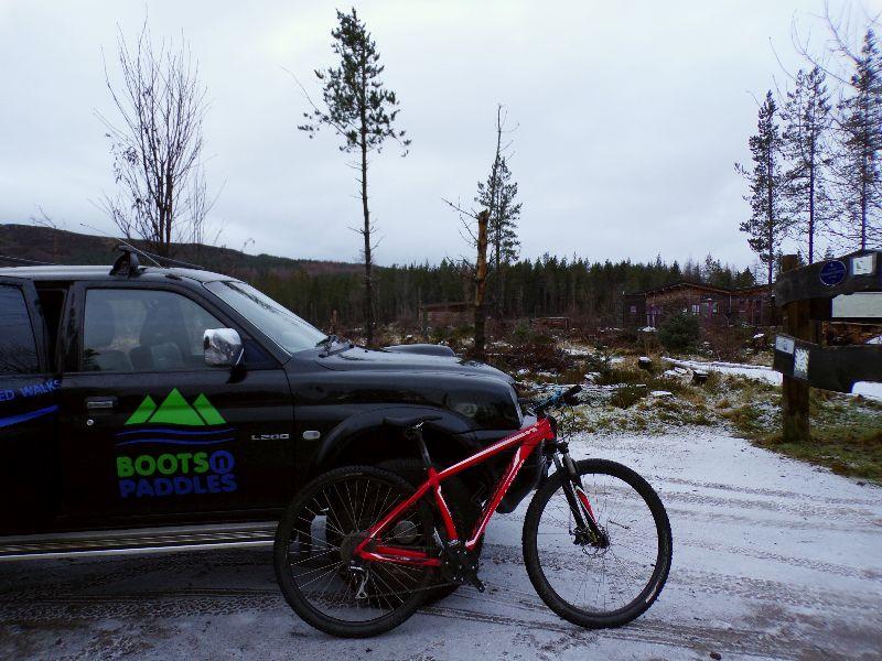 Moutain Bike Inverness - DR Melle Bon Plan 2016