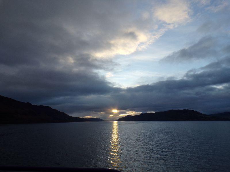 croisière Jacobite Loch Ness Inverness - DR Melle Bon Plan 2016