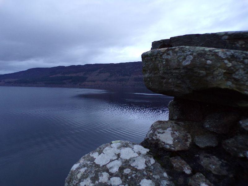château d'Urquhart Loch Ness Inverness - DR Melle Bon Plan 2016