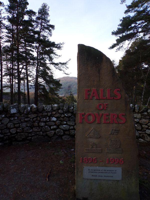 Randonnée Cascade de Foyers Inverness - DR Melle Bon Plan 2016