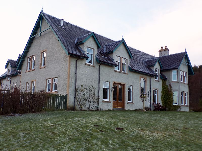 bed & breakfast Daviot Lodge Inverness - DR Melle Bon Plan 2016