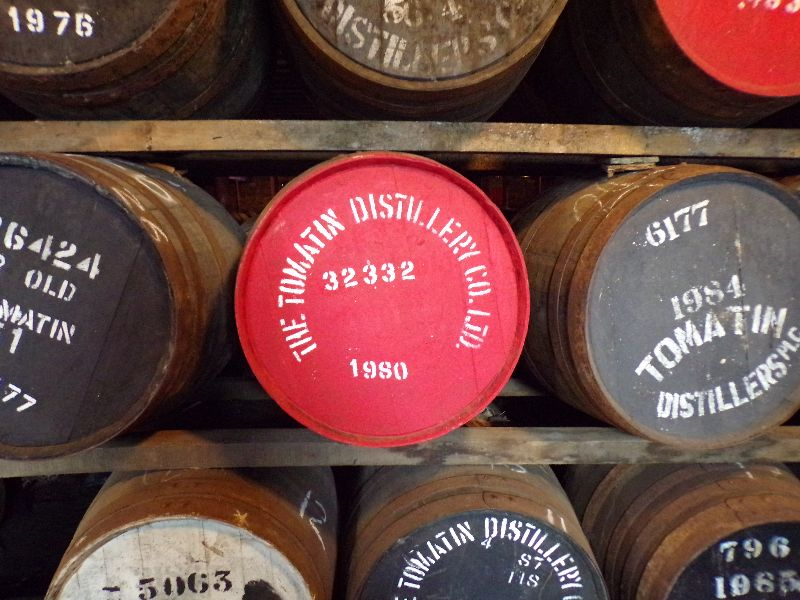 distillerie tomatin Inverness - DR Melle Bon Plan 2016