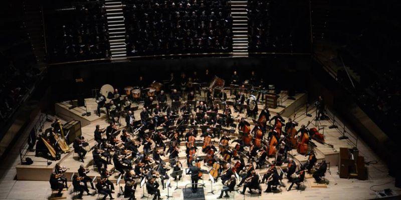 orchestre de Paris Philharmonie