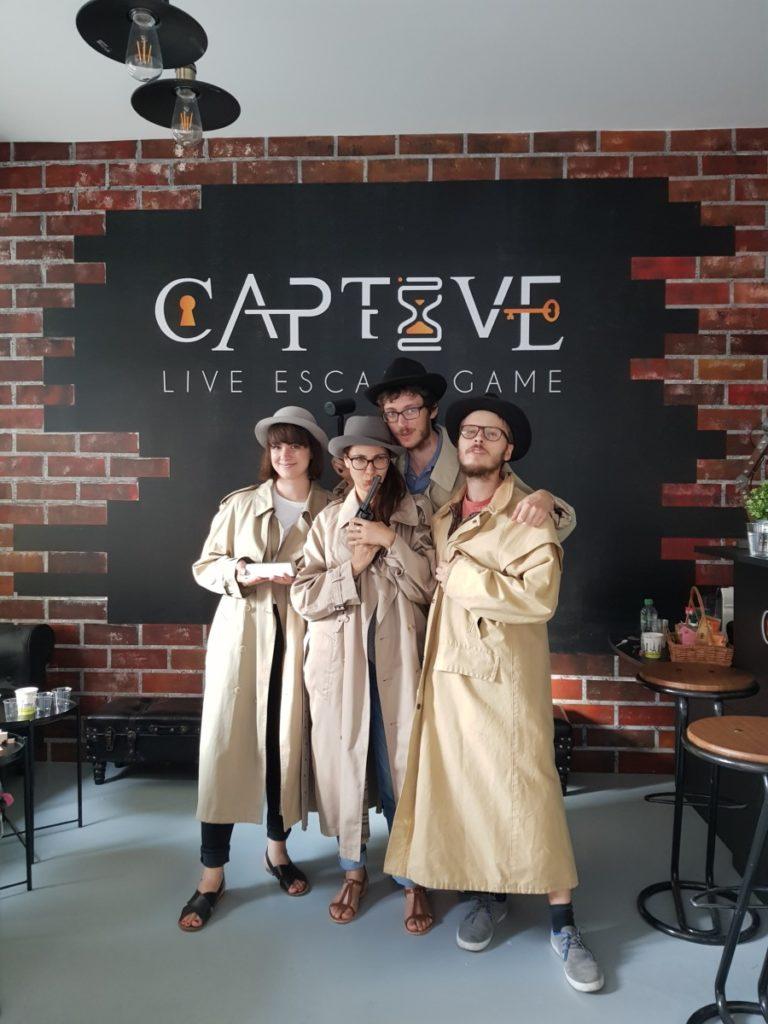 Captive Live Escape Game - DR Melle Bon Plan 2018
