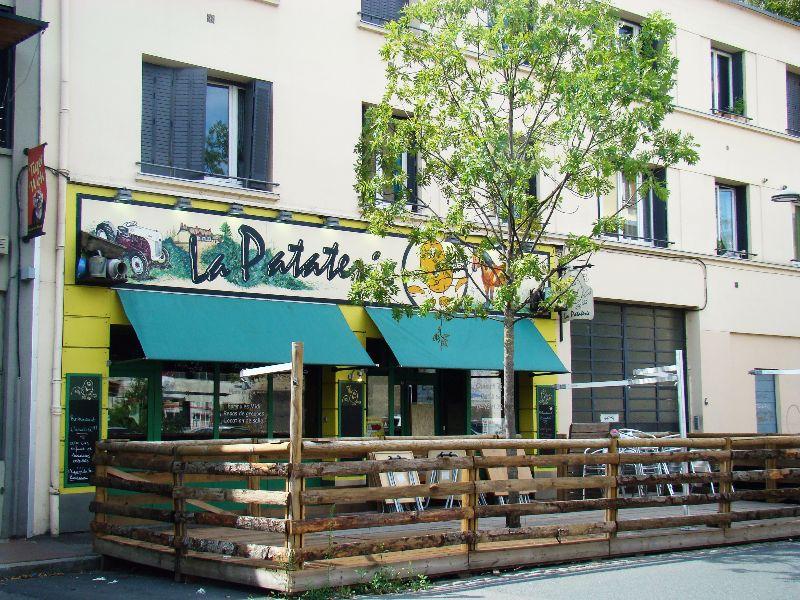 La Pataterie Lyon Gerland - DR Melle Bon Plan 2015