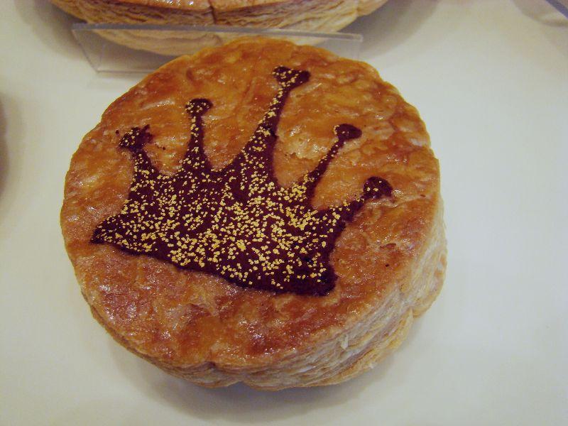 galette des rois 2016 maison du chocolat - DR Melle Bon Plan 2015